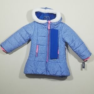 Oshkosh B'gosh Toddler Polka Dot Jacket